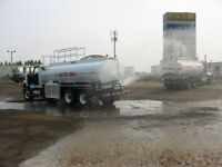 Water Trucks For Dry Rent / Lease