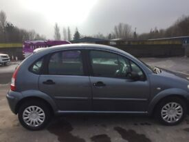 Citreon cC3, 1.4 petrol 55 Reg , £899.