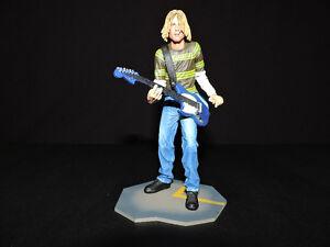 Sculpture Kurt Cobain et Marshall stack..