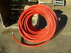 high pressure sewer cleaning hose