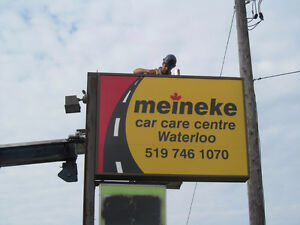 Backlit Sign Services Kitchener / Waterloo Kitchener Area image 4