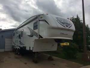 2013 Sabre Silhouette 5th wheel