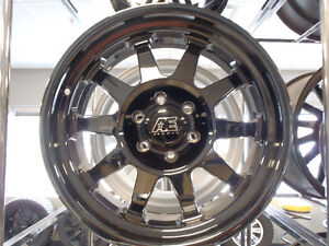 """20"""" Wheel and Tire Combo 20x9 6x139.7 6x5.5 275/55R20 Cooper H/T Plus Tires Chevy, GMC"""