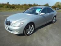 MERCEDES S320 DIESEL 4 DOOR AUTO 7 SPEED SAT NAV LEATHER PRISTINE