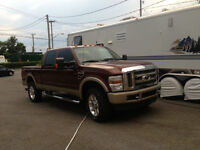 2008 Ford F-350 4X4  6.4 Diesel King Ranch Pickup Truck for sale