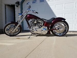2006 American Ironhorse Slammer with less than 800KM
