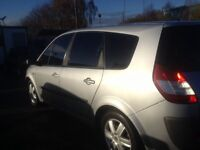 Renault Grand Scenic 1.9dci 7 seater