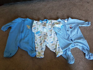 Newborn to 3-6 months clothing
