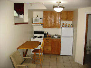 Furnished Bachelor Apartment For Rent $560 Call 647-9699