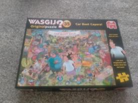 Wasgij Original no 35 puzzle