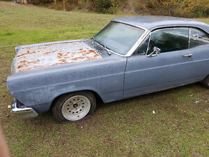 1967 ford fairlane -  reduced again