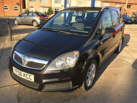 2006 Vauxhall Zafira 1.9CDTi Active DIESEL 75,000 MILES GREAT HISTORY, HPI CLEAR