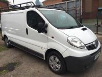 Vauxhall Vivaro 2.0 cdit 2900 van 2011 11 Reg excellent condition