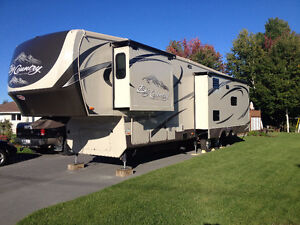 2013 Big Country 5th wheel