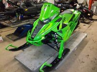 2016 ARCTIC CAT ZR 9000 LIMITED SPRING ORDER SLED