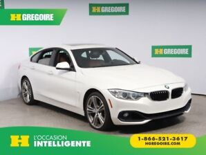 2016 BMW 428I 428i xDrive GRAN COUPE AUTO AWD CUIR TOIT