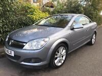 VAUXHALL ASTRA TWIN TOP DESIGN 2011 Petrol Manual in Silver