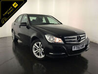 2012 62 MERCEDES C220 EXECUTIVE CDI 1 OWNER SERVICE HISTORY FINANCE PX WELCOME