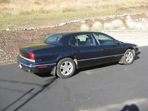 1997 Chrysler LHS sedan Sedan
