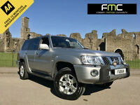 2006 Nissan Patrol 3.0Di auto SVE 7 Seater **1 Owner From New - Full History**