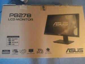 Asus PB278 professional monitor