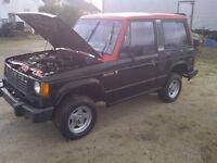 1987 Dodge Other Raider SUV, Crossover - $750 OBO