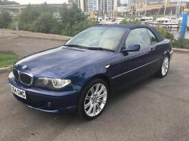 2004 BMW 3 SERIES 318CI SE CONVERTIBLE PETROL