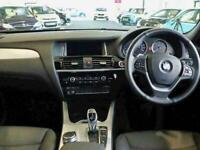 2017 BMW X3 xDrive30d xLine 5dr Step Auto 4x4 Diesel Automatic