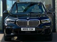 2019 BMW X5 XDRIVE30D M SPORT Auto Estate Diesel Automatic