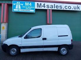 Citroen Berlingo 1.6hdi,800lx,sld. No VAT