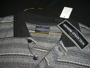 """BRAND NEW WITH TAGS MENS LARGE """"PREMIERE COLLECTION"""" GOLF SHIRT London Ontario image 1"""