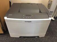 Lexmark CS310n laser colour printer wireless