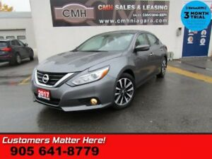 2017 Nissan Altima 2.5 SV  ROOF BS CAM HS HTD-S/W DUAL/CLIM 8W-P