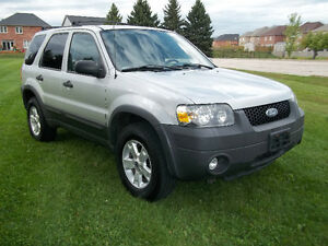 2007 Ford Escape XLT Kitchener / Waterloo Kitchener Area image 2
