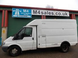 Ford Transit 350 Medium Wheel Base Box Van