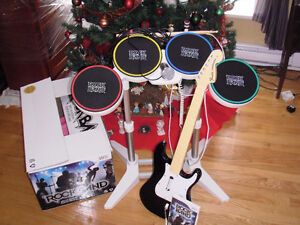 Ensemble complet Rock Band SPECIAL EDITION