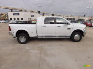 Looking for 2006 -2012 White Dodge Megacab Dually