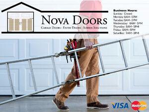 Garage Door Repair Services. Springs/Rollers/Cables + More Oakville / Halton Region Toronto (GTA) image 1