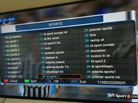 Openbox v8's with 12 Month Gift and Android TV Box (T95) Combi