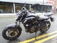 2018 18 Reg Yamaha MT-07 latest model huge saving on new