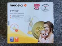 Medela electric swing breast pump