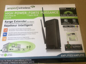 Répéteur Intelligent -Amped Wireless