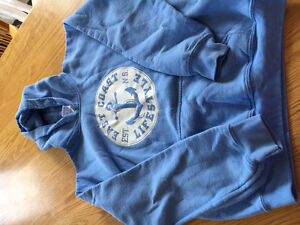 East Coast Lifestyle Hoodie Youth Size L
