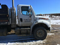 Topsoil, gravel, trucking, skidsteer, trackhoe, Gull/Buck Lake