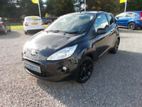 12/62 Ford Ka 1.2 ( 69ps ) Metal