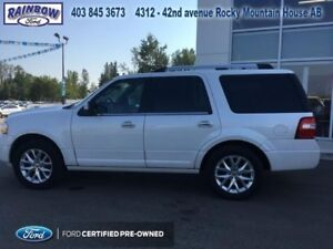 2016 Ford Expedition Limited  - Certified -  Bluetooth