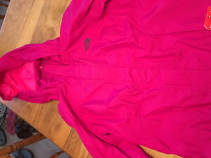 Womens new North Face Waterproof jacket