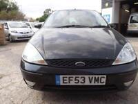 Ford Focus 1.6i 16v 2003 Zetec