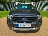 NO VAT Used Ford Ranger Wildtrack Auto for sale