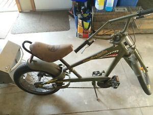 "Schwinn bike 20"" Stingray Squadron Chopper"